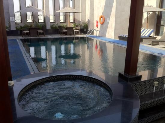 Raintree Hotel, Deira City Centre: pool area