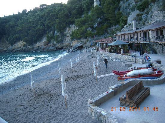 Леричи, Италия: la sera