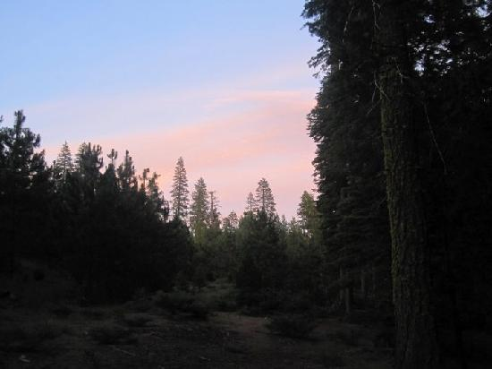 Placerville, كاليفورنيا: Dusk