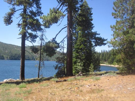 Placerville, Kalifornien: Union Valley Reservoir