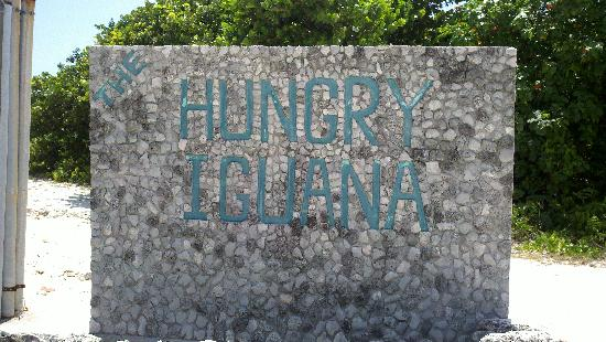 Hungry Iguana Restaurant: Hungry Iguana, Little Cayman