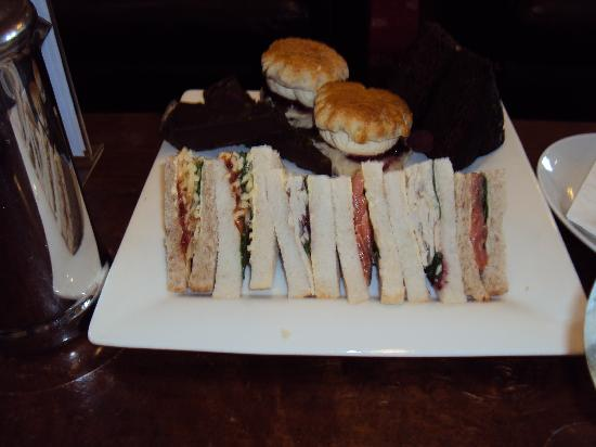 The Craiglands Hotel: Afternoon tea