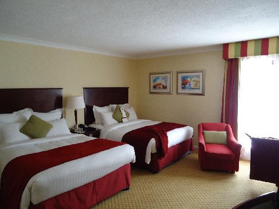 York Marriott Hotel : Room