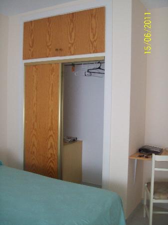 Hotel Los Narejos: armario