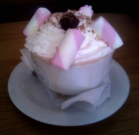 The Creamy Coffee Pot: Hot Chocolate
