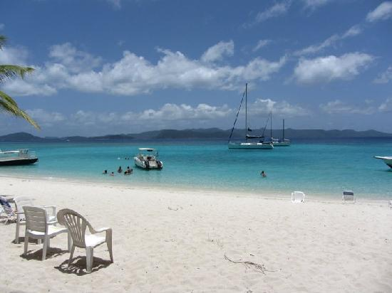 Sail Dream Weaver : White Bay @ Jost Van Dyke