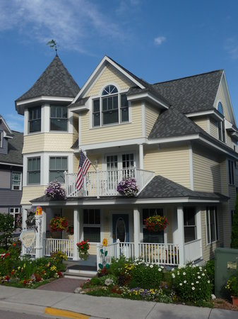 ‪‪Cottage Inn of Mackinac Island‬: Cottage Inn of Mackinac‬