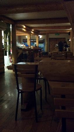 Kyo-Ya Japanese Restaurant: Inside of Kyo Ya