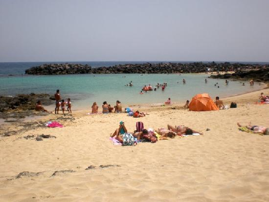 Santa Rosa: Playa Jablillo