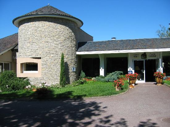 Causse Comtal: L'hotel