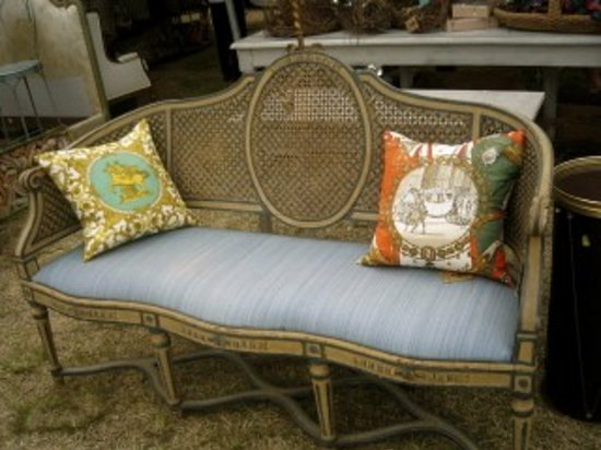 The Urban Market Houston Antique Show: Any style!
