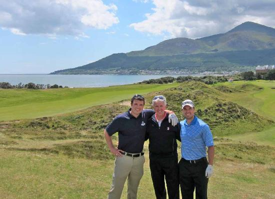 Royal County Down Golf Club: You'll never want your round to end