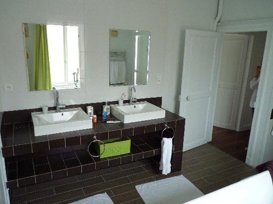 Le Clos Sainte-Marie: Salle de bain