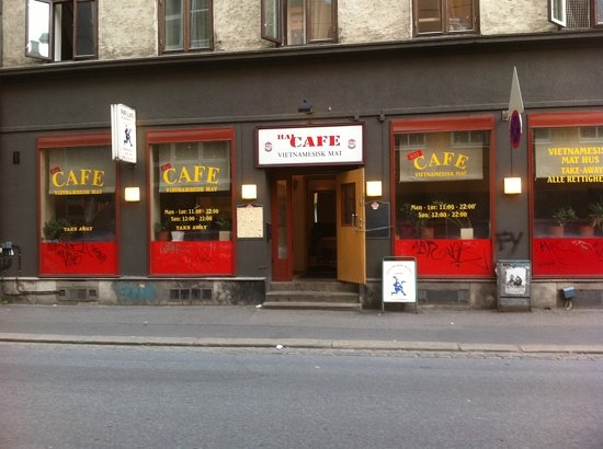 Photo of Asian Restaurant Hai Cafe at Calmeyers Gate 6, Oslo 0183, Norway