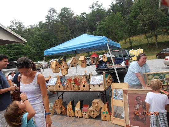 Woodworking Crafts Picture Of Union County Farmers Market