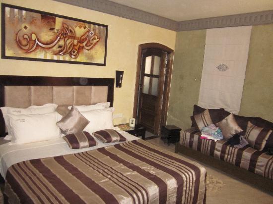 "Ushuaia la villa: Room 'les oliviers"""
