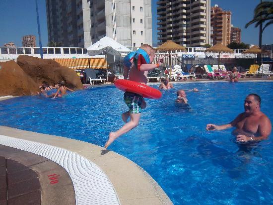 MedPlaya Hotel Regente: pool fun