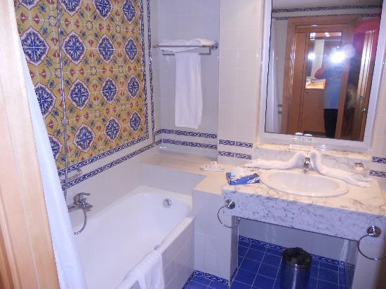 STEIGENBERGER Kantaoui Bay: Bathroom