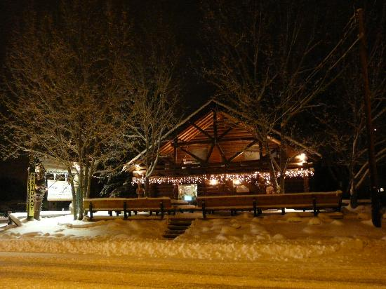 The Kicking Horse Grill