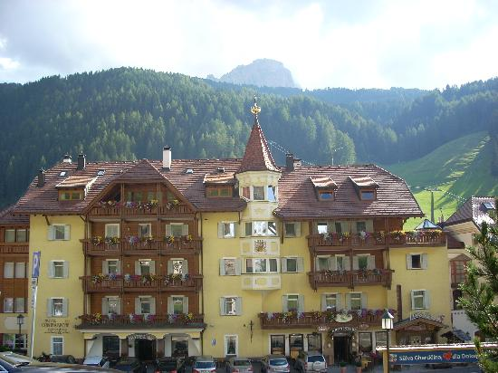Hotel Corona Selva Di Val Gardena
