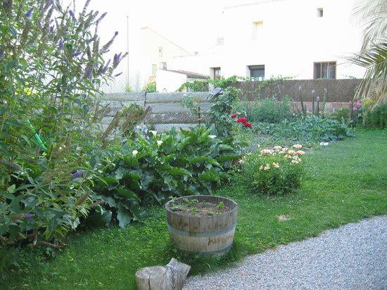 Cote Jardin: Coté jardin ... il en fallait bien une