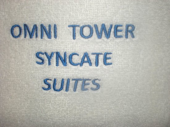 Omni Tower Syncate Suites: logo