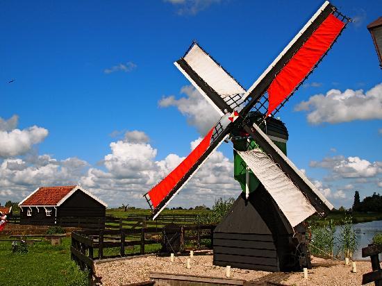 Amsterdam, The Netherlands: Zaanse Schans