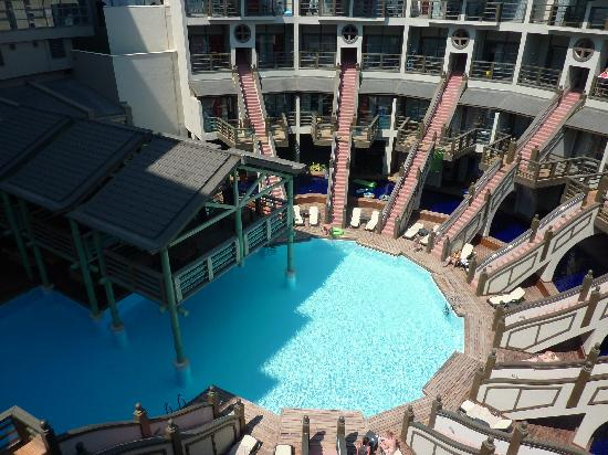 Limak Lara De Luxe Hotel Family Room