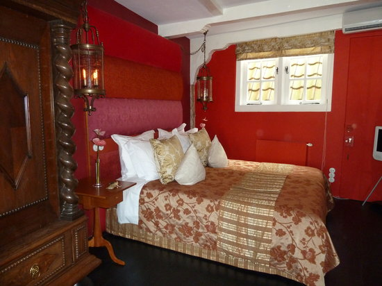 Boutique B&B Kamer01: Our beautiful room