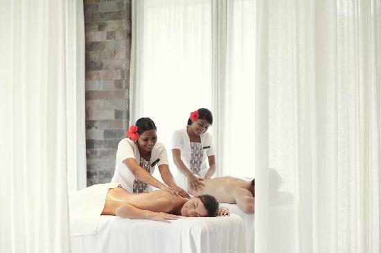 Spa InterContinental: Couples treatments