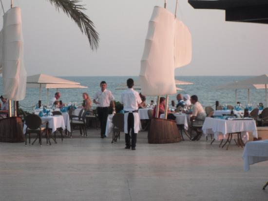 SENTIDO Zeynep Resort : A la Carte restaurant