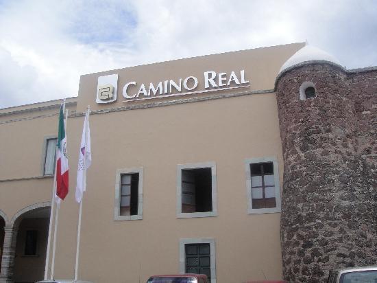 Camino Real Guanajuato: Exterior Front