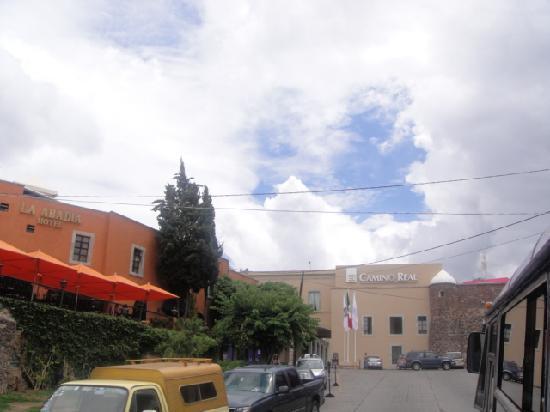 Camino Real Guanajuato: Street view