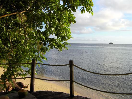 Sanbis Resort: view from the room