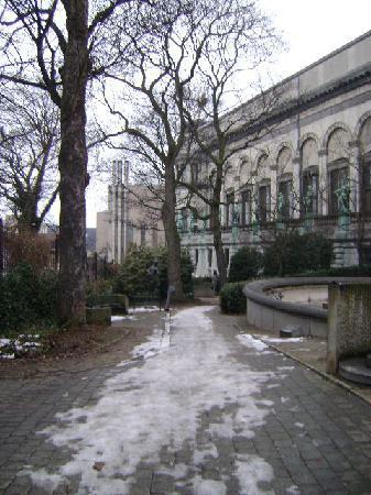 Notre Dame du Sablon, Bruselas, Bélgica.