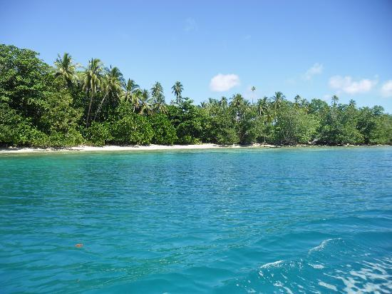 Sanbis Resort: island stopoff between dives