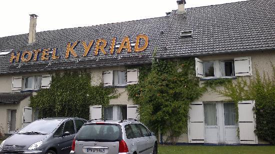 Kyriad Amiens Nord: the hotel