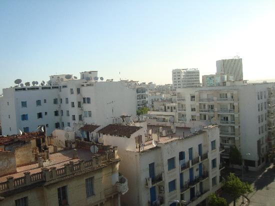 Yadis Ibn Khaldoun : Vistas desde el piso 9