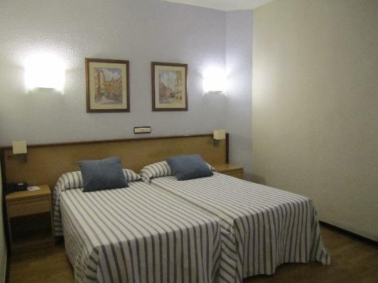 Best Western Hotel Los Condes: Twin Room