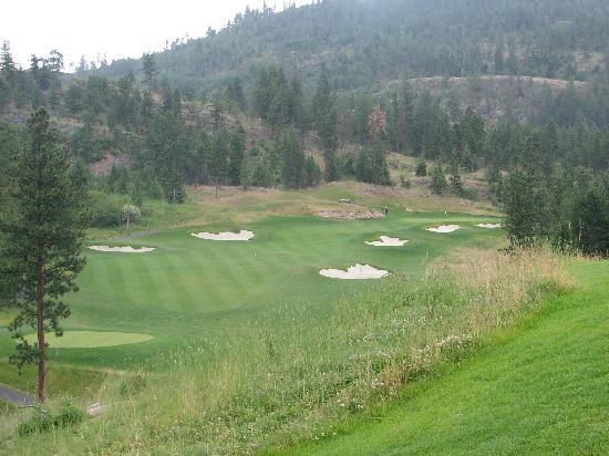Predator Ridge Resort: Ridge Course