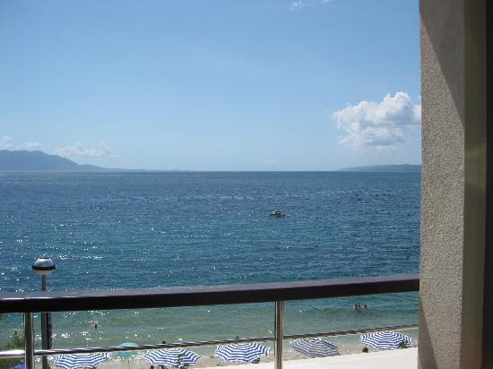 Hotel Saudade: View from balcony