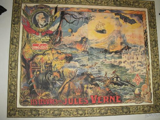 the life and times of jules verne Jules verne was an acclaimed french novelist, best known for adventure novels this biography offers detailed information about his childhood, life, achievements and timeline.