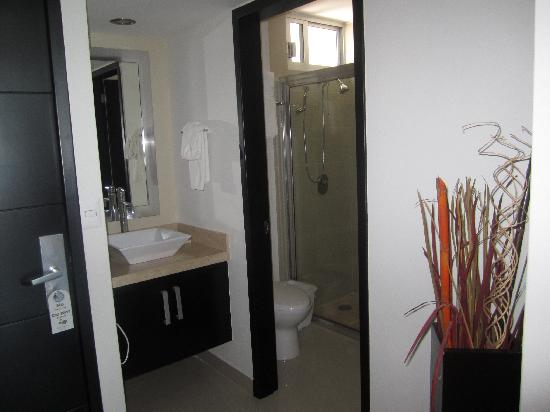 Las Flores Beach Resort: Bathrooom Area