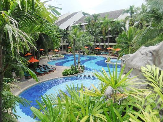 Siam Bayshore: looked forward that pool every morning