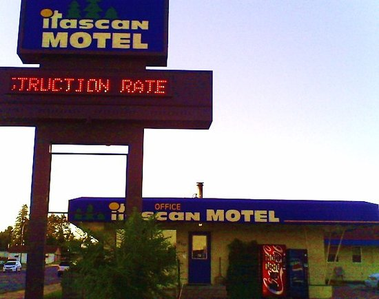 The Itascan Motel: Where people come by choice.... not by chance
