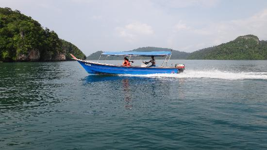 Fishing and the legendary island hopping tour : On the seas....