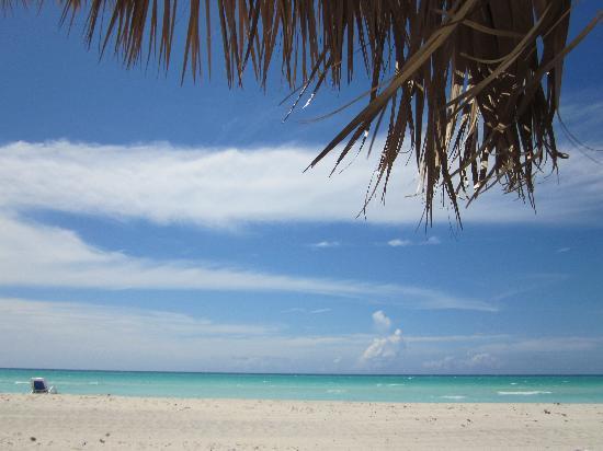 Varadero, Cuba: beach