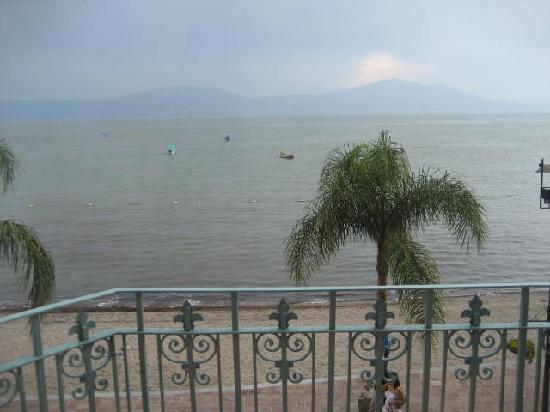Lake Chapala Inn: VISTA LAGUNA.