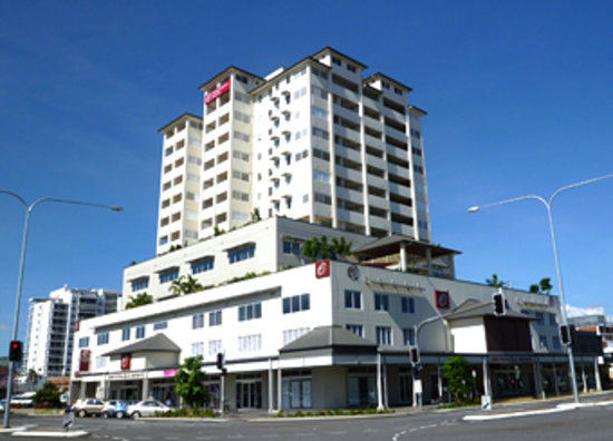 Photo of BEST WESTERN PLUS Cairns Central Apartments