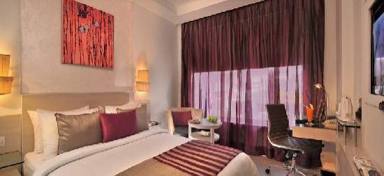 The Ashtan Sarovar Portico: Rooms